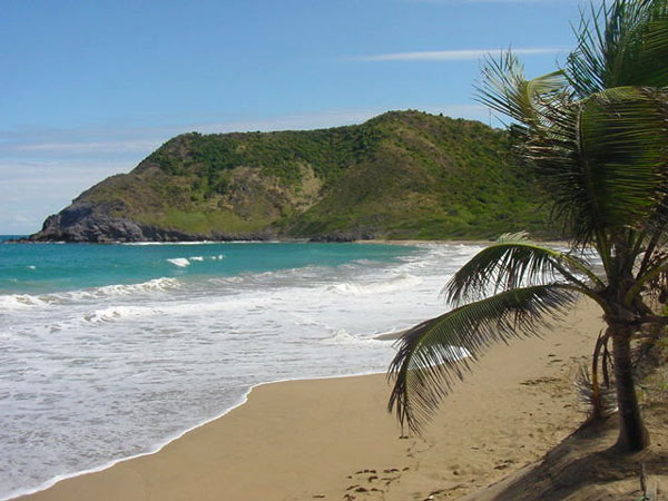 St Kitts, West Indies, Rental Property, Beach